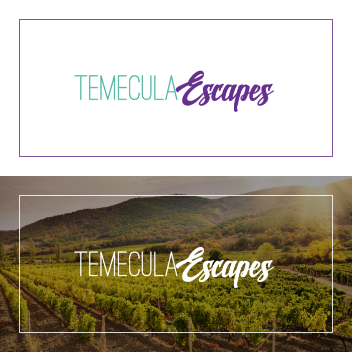 Temecula Escapes Logo Design